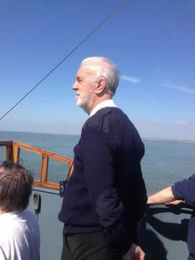 Mike Boyce, skipper 1968-2013