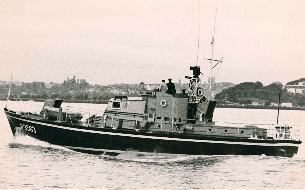 HMNZS Kuparu