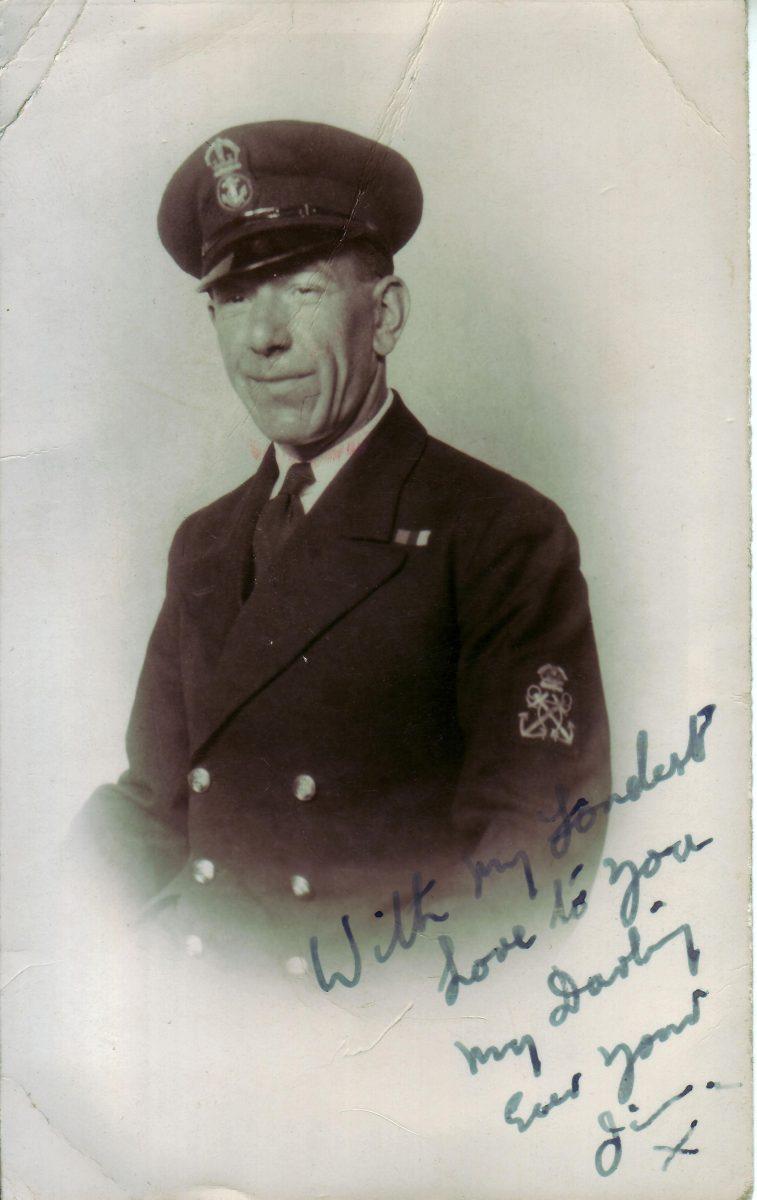 Warrant Engineer James Allen