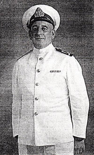 Lt Colin MacMillan