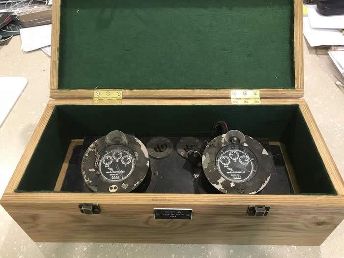 Original QH dials