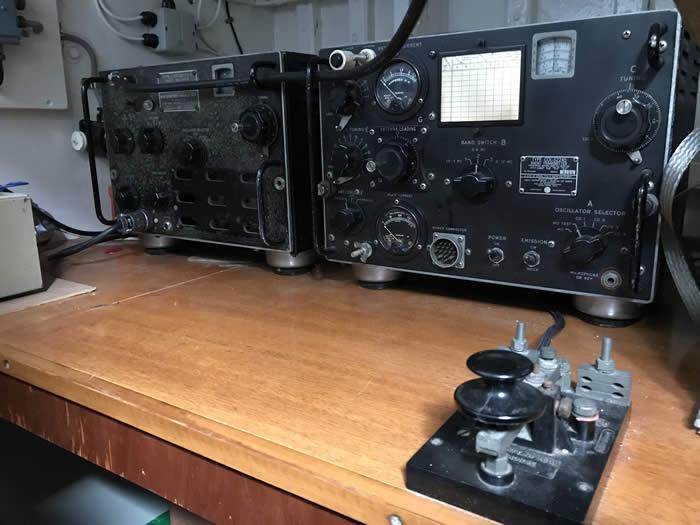 TCS receiver